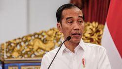 Jokowi Tepis Puyeng Pikirkan Menteri: Tak Sulit Menemukan Mereka