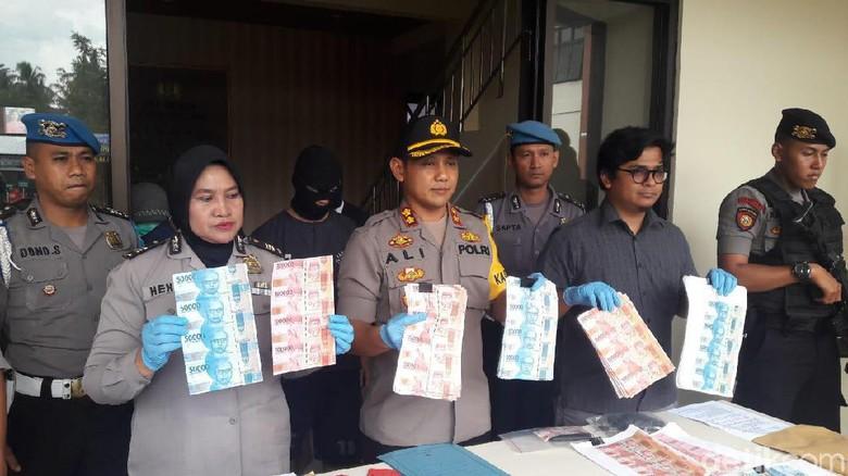 Terlibat Peredaran Upal, Pasutri Ditangkap Polres Temanggung