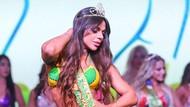Penampilan Model dengan Bokong Indah Hingga Juarai Miss BumBum Dua Kali