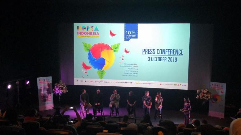 Jumpa Pers Korea Indonesia Film Festival 2019 Foto: Dyah Paramita Saraswati