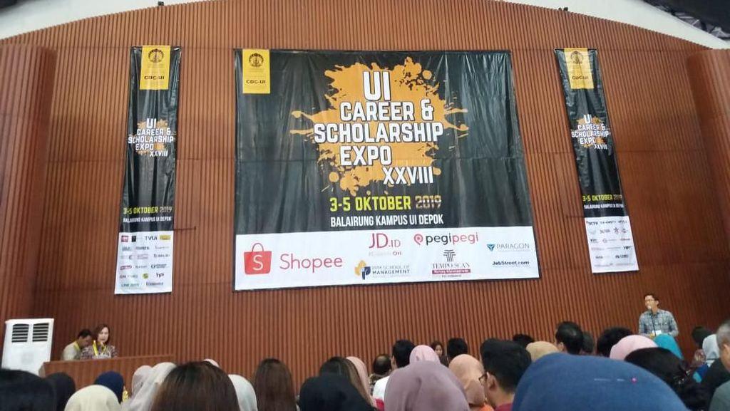 Lagi Cari Kerja? Buruan Datang ke Universitas Indonesia!