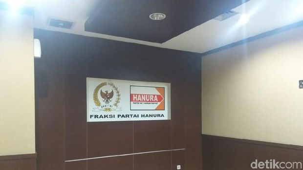 Hanura Terdepak dari DPR, Ruangannya Kini Ditempati Anggota F-Gerindra