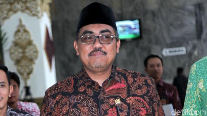 Majelis Pemusyawaratan Rakyat (MPR) periode 2019-2024 dipimping oleh Ahmad Basarah (PDIP), Bambang Soesatyo (Golkar), Ahmad Muzani (Gerindra), Lestari Moerdijat (NasDem), Jazilul Fawaid (PKB), Syarief Hasan (Demokrat), Hidayat Nur Wahid (PKS), Zulkifli Hasan (PAN), Arsul Sani (PPP), dan Fadel Muhammad (DPD).