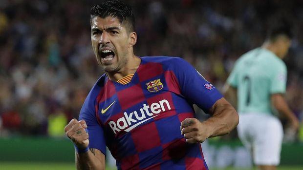 Luis Suarez sudah berusia 32 tahun.