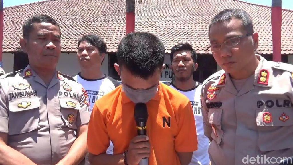 Mahasiswa UNM Perusak Mobil Polres Gowa Jadi Tersangka