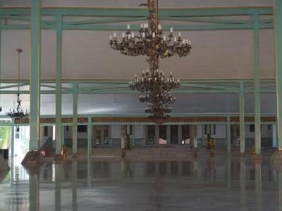 Foto: Mengintip Pura Mangkunegaran, Istana Adipati Solo