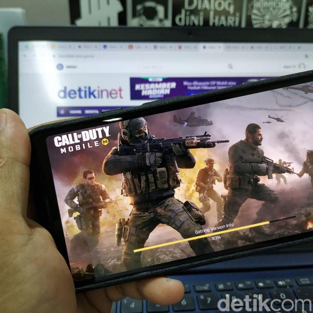 Mau Main Call of Duty: Mobile di PC? Pakai Emulator Ini