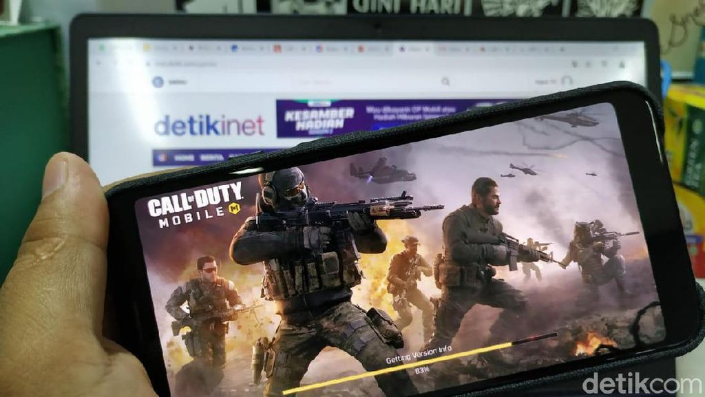 Belum Sebulan Dirilis, Call of Duty: Mobile Sukses Geser PUBG