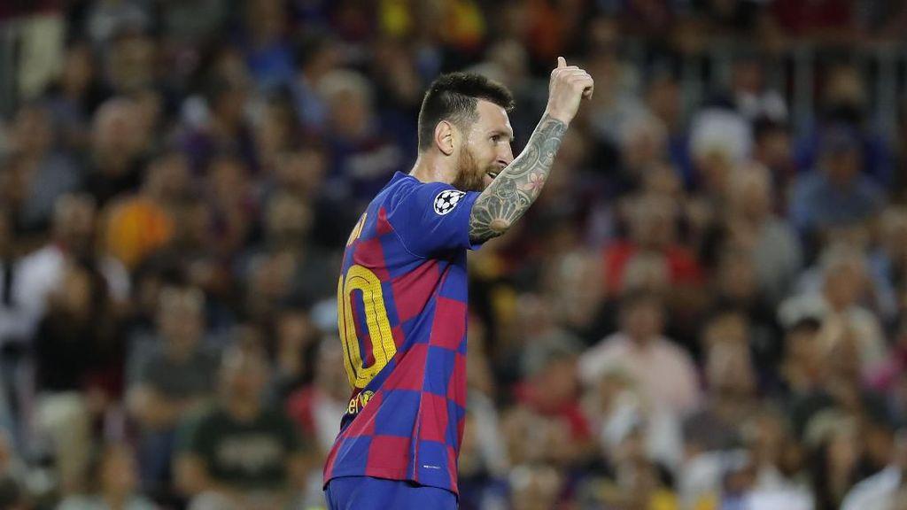 Ingin Karier Panjang, Messi Kini Lebih Hati-Hati
