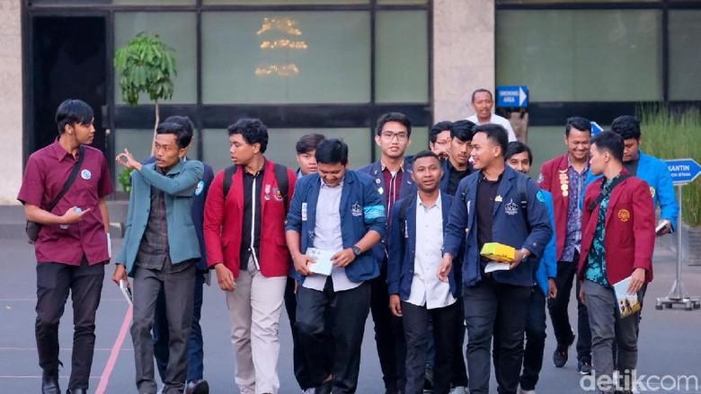 Mahasiswa Trisakti cs Beri Deadline Jokowi soal Perppu KPK: Maksimal 14/10