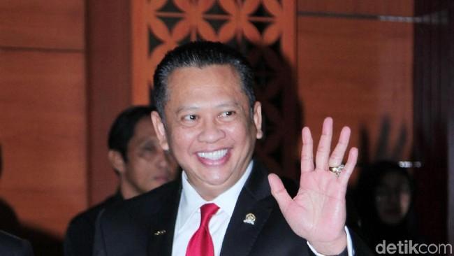 Resmi Jadi Ketua MPR, Bamsoet Punya Harta Rp 98 Miliar