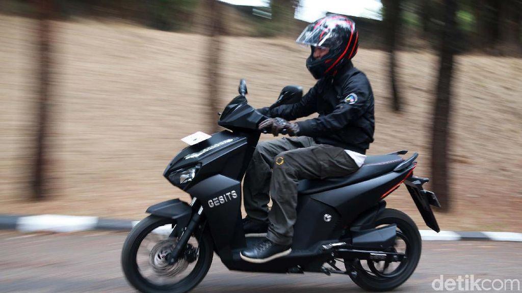 Wika Industri Jawab Soal Pemesanan Motor Listrik Gesits di Senegal