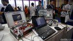 Ragam Produk Inovasi Karya Anak Bangsa Mejeng di Pameran I3E 2019