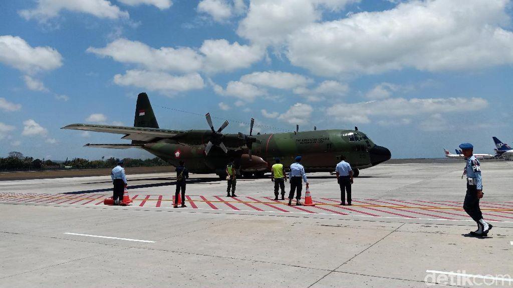 3 Pesawat Siap Jemput WNI di Wuhan, TNI AU Tunggu Instruksi Mahfud Md