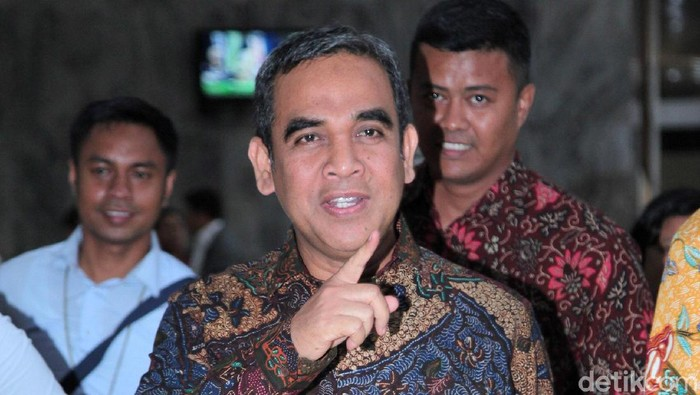 Ahmad Muzani (Lamhot Aritonang/detikcom)