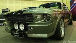 Jangan Kaget Lihat Pajak Mustang Klasik Seperti yang Terbakar di Pondok Indah