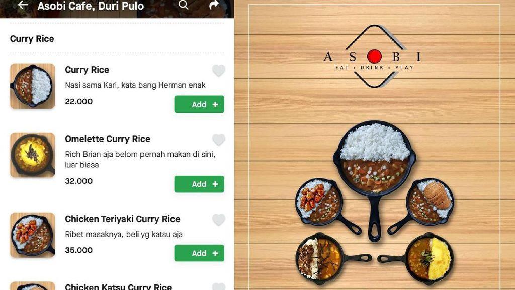 Deskripsi Makanannya Nyeleneh di Aplikasi Ojol, Restoran Ini Jadi Viral