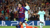 Barcelona Vs Inter Milan: Dua Gol Suarez Menangkan Blaugrana