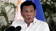 Duterte Tunjuk Rival Politik Utamanya Jadi Tsar Narkoba
