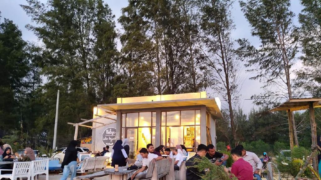 Pascatsunami, Kafe di Pantai Aceh Ini Hasilkan Rp 15 Juta/Bulan
