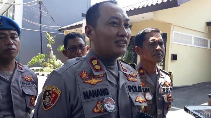 Kapolres Tuban AKBP Nanang Haryono (Foto: Ainur Rofiq)