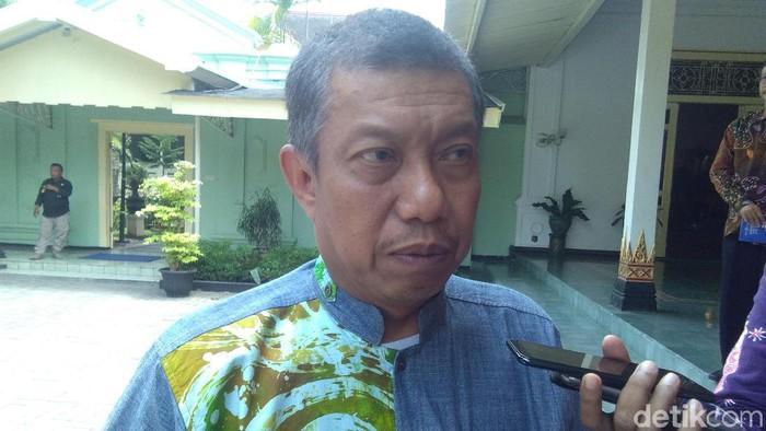 Wali Kota Yogyakarta, Haryadi Suyuti. Foto: Usman Hadi/detikcom