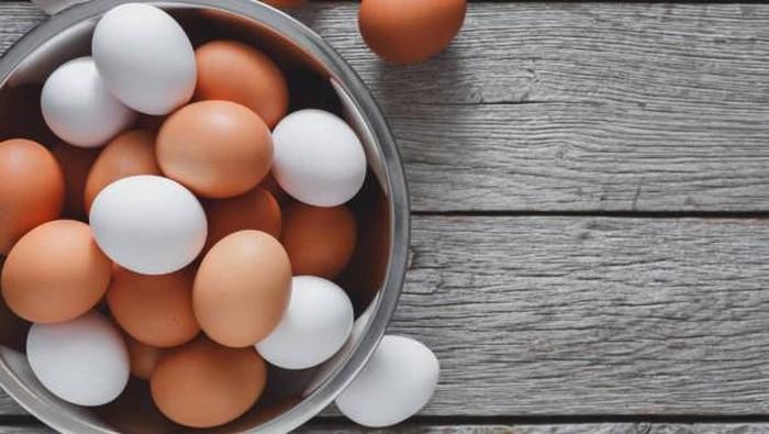Telur punya segudang manfaat sebagai menu sarapan (Foto: Istock)