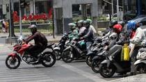 Dipantau CCTV, Masih Ada Pemotor Bandel di Sudirman-Thamrin