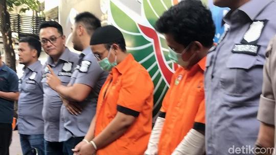 Penampakan Rifat Umar Usai Ditangkap karena Ganja