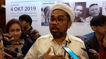 Ngabalin Tepis Gatot soal TNI-Polri: Tak Ada Analogi Tangan Kanan-Kiri