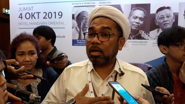 BEM SI Akan Demo di Pelantikan Presiden, Ngabalin: Lebih Baik Istirahat