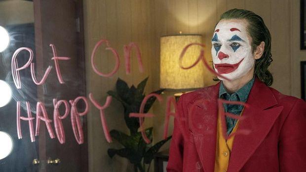 Joaquin Phoenix Konsultasikan Peran Joker pada Keluarga