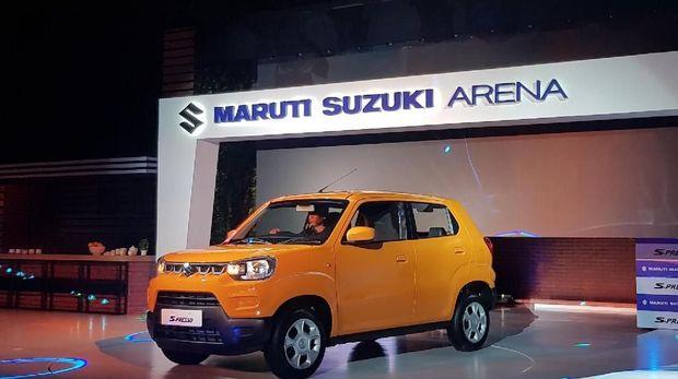 Suzuki meluncurkan mobil paling murah yaitu Maruti S-Presso. Mobil itu dibanderol mulai dari Rp 70 jutaan saja. Penasaran?
