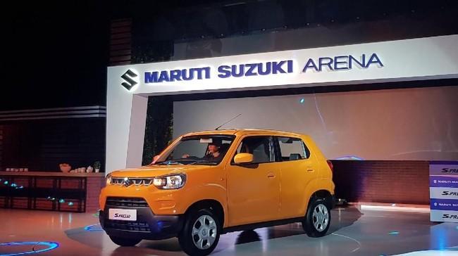 Suzuki S-Presso Foto: Dok indianautosblog