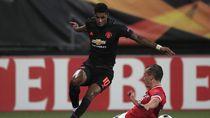 Hasil Liga Europa: AZ Alkmaar Redam MU Tanpa Gol