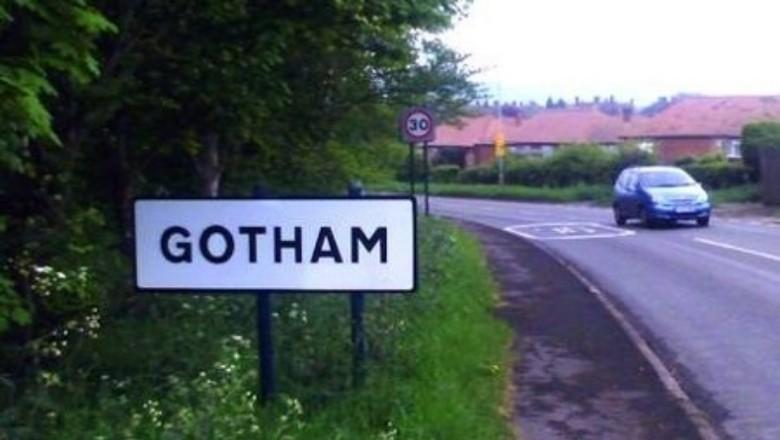 Gotham di Nottinghamshire, Inggris. (Foto: Dok. BBC)