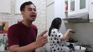 Mesra! Nagita Bikin Sarapan hingga Review Makanan Bareng Raffi