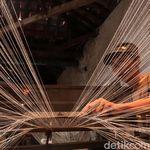 Buruh Pabrik Tekstil Rentan Kena Gelombang PHK Imbas Corona