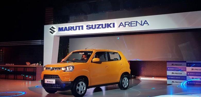 Suzuki S-Presso. Foto: Indianautosblog