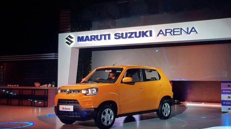 Suzuki S-Presso Foto: Indianautosblog