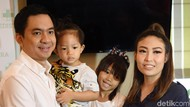 Usai Lahiran Anak Ketiga, Ayu Dewi Diminta Suami Lebih Dewasa