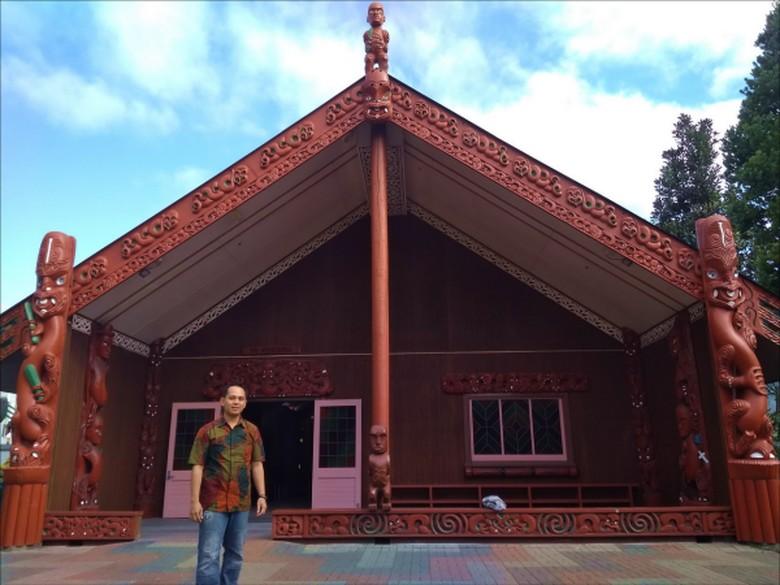 Belajar Pariwisata dari Suku Maori