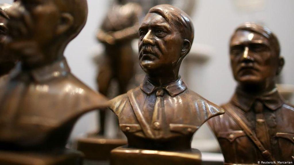 Museum Holocaust Argentina Tampilkan Artefak Hitler dan Peninggalan Nazi