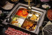 Intip Serunya Pegawai Resto Nari Blackpink Saat Sajikan Hotpot