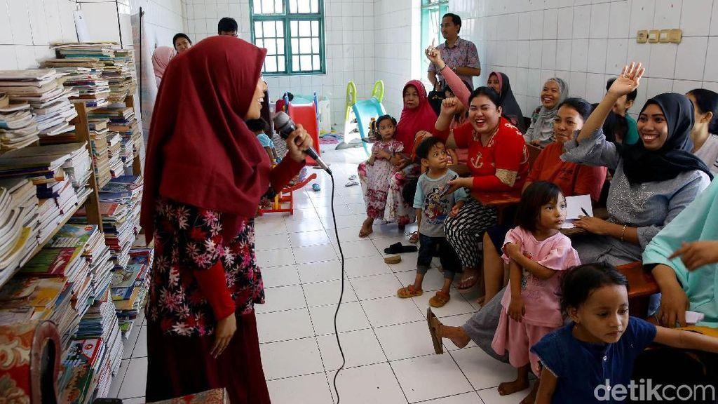 Pendidikan untuk Ibu Rumah Tangga Jadi Bekal Mencegah Stunting