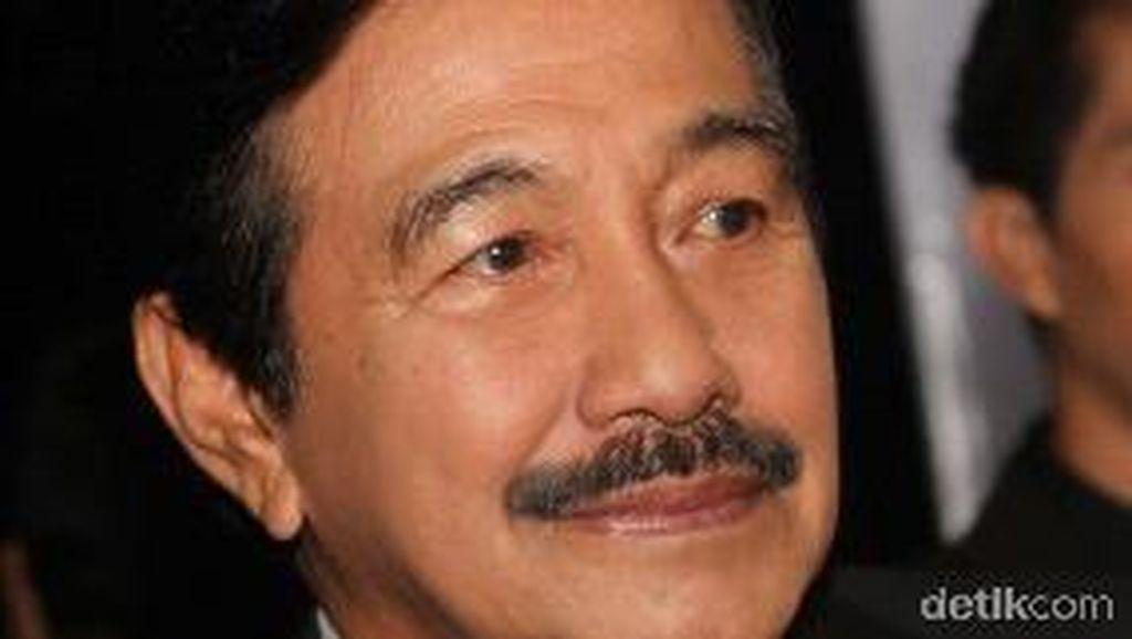 Kaharuddin Syah: Lepas Seragam TNI Demi Akting