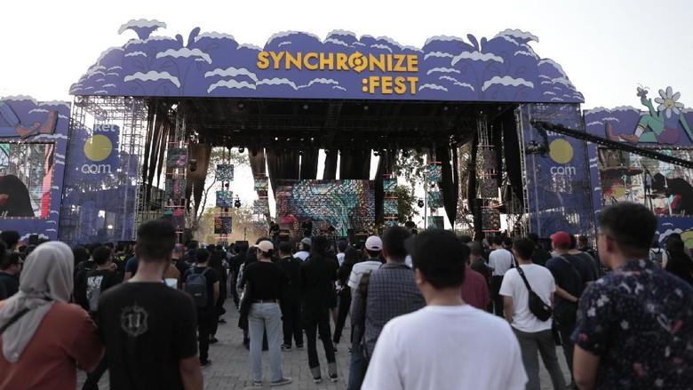 Synchronize Fest 2019 Foto: Asep Syaifullah