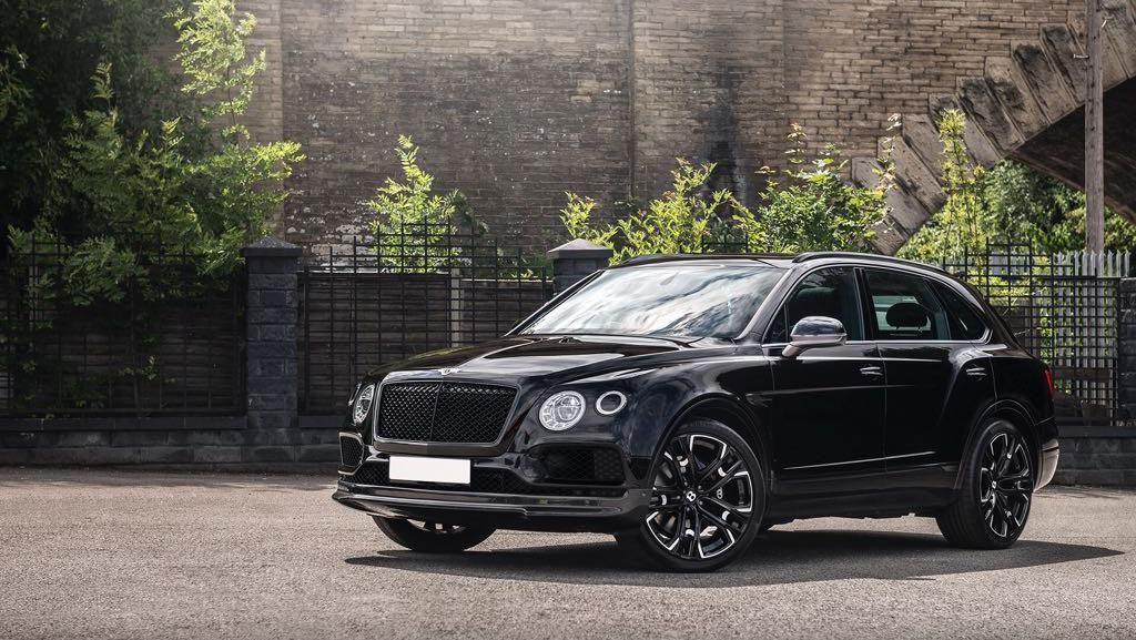 Bentley Bentayga Modif ala Khan