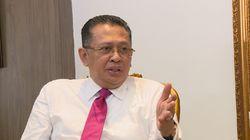 Bamsoet Pastikan Pembagian Tugas Pimpinan MPR Tak Berdasar Suara Partai