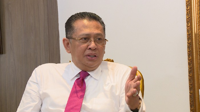 Ketua MPR Bambang Soesatyo (Foto: Screenshoot 20detik)